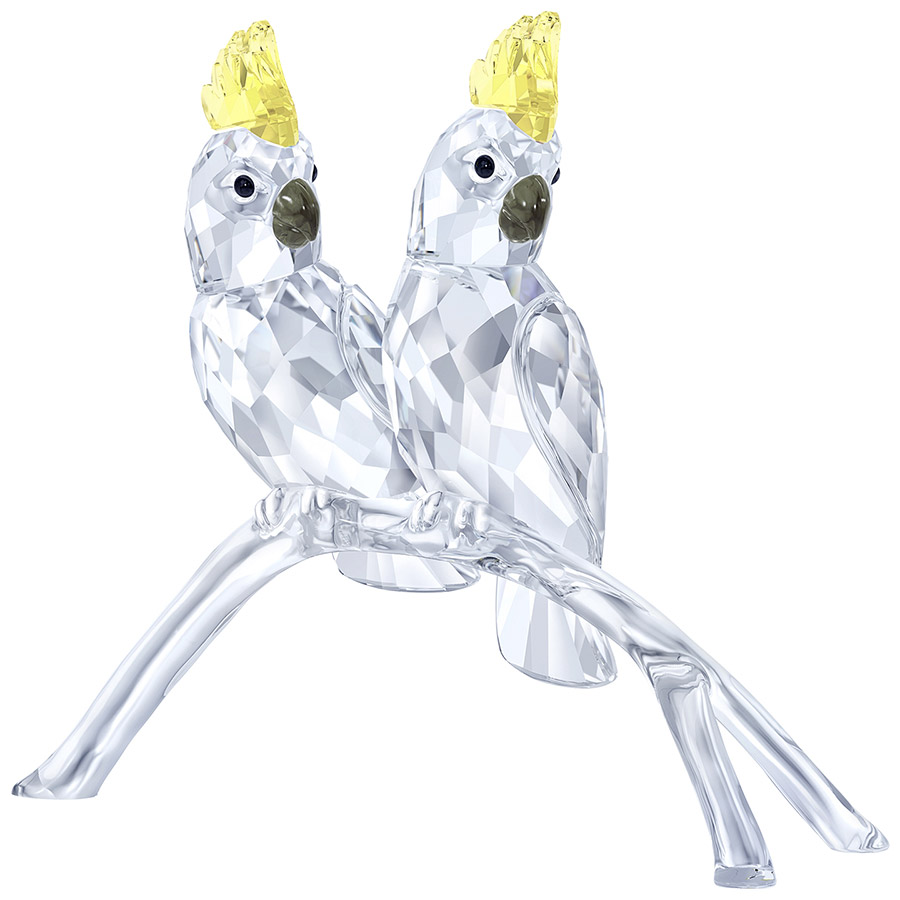 COCKATOOS Swarovski gifts4you peiraias