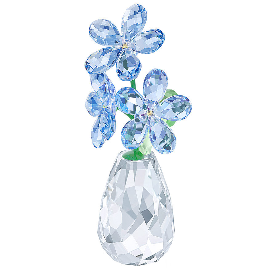 FLOWER DREAMS - FORGET-ME-NOT Swarovski gifts4you peiraias