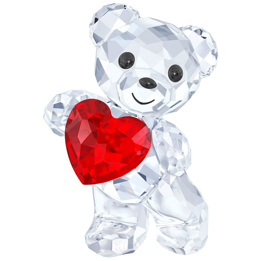 KRIS BEAR - A HEART FOR YOU Swarovski gifts4you peiraias