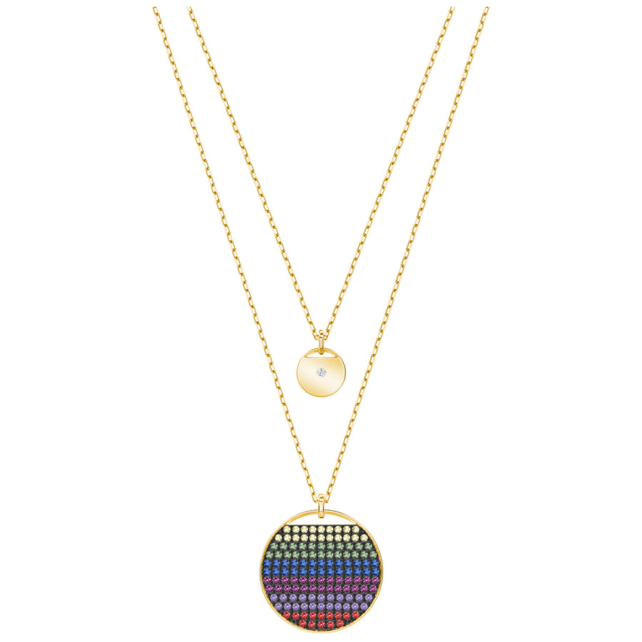 https://gifts4you.gr/wp-content/uploads/2018/05/Swarovski-Ginger-Layered-Pendant-Multi-colored-Gold-plating-5397843.jpg