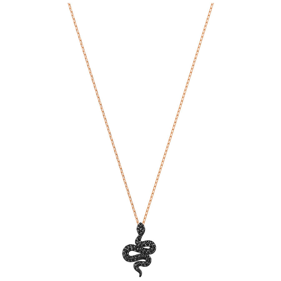 https://gifts4you.gr/wp-content/uploads/2018/05/Swarovski-Leslie-Pendant-Small-Black-Rose-gold-plating-5384396.jpg
