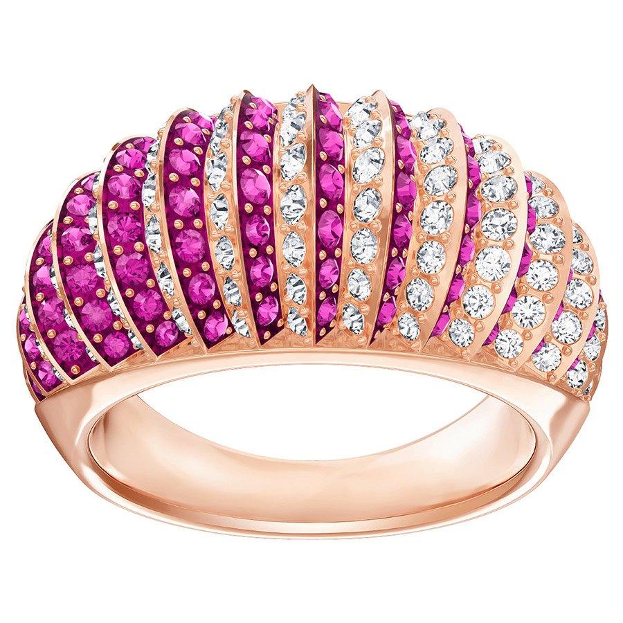 https://gifts4you.gr/wp-content/uploads/2018/07/Swarovski-Luxury-Domed-Ring-Pink-Rose-gold-plating-5395810.jpg